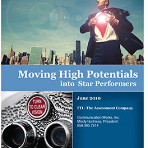 Moving High Potentials into Star Performers
